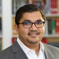 Raj Venkatesan faculty headshot