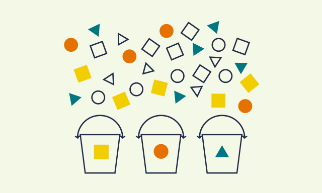 Use Strategic Buckets: How to Succeed at Innovation