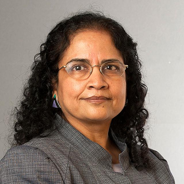 Saras Sarasvathy faculty headshot